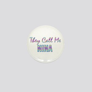 Nina Mini Button