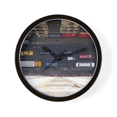 view NY Rm Wall Clock