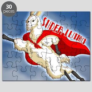 SUPER-LLAMA-THROW-PILLOW Puzzle