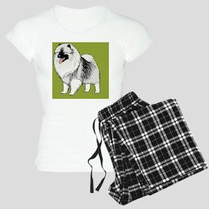 keeshondkindle Women's Light Pajamas