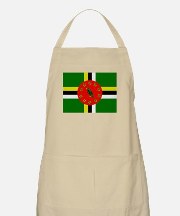 The Commonwealth of Dominica Apron