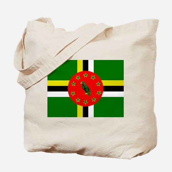 The Commonwealth of Dominica Tote Bag