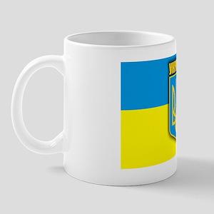 Ukraine (laptop skin) Mug
