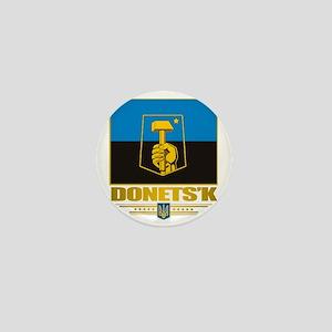 Donetsk COA 2 Mini Button