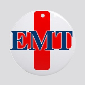 EMT3 Round Ornament