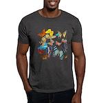Beautiful Butterflies Dark T-Shirt