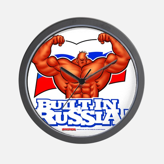 BUILT_IN_RUSSIA Wall Clock