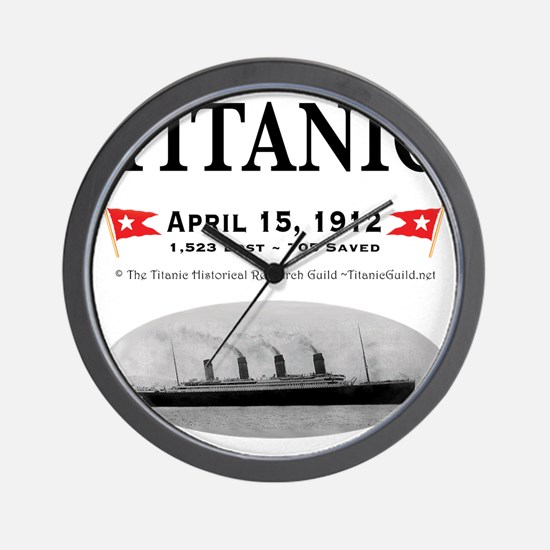 TG2 GhostTransBlack12x12USE THIS Wall Clock