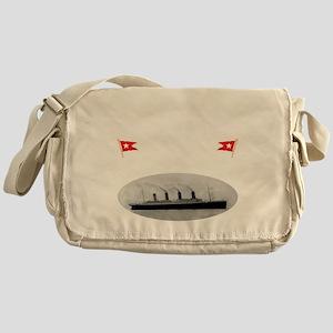 TG2 GhostTransWhite12x12USETHIS Messenger Bag