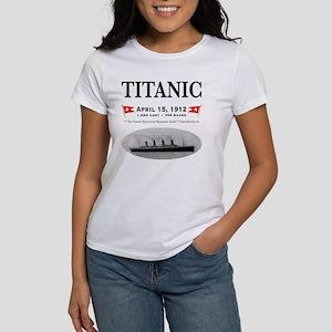 TG2 Ghost Boat 12x12-3 Women's T-Shirt