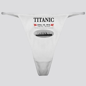 TG2 Ghost Boat 12x12-3 Classic Thong