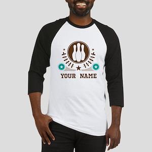 Personalized Bowling Baseball Jersey