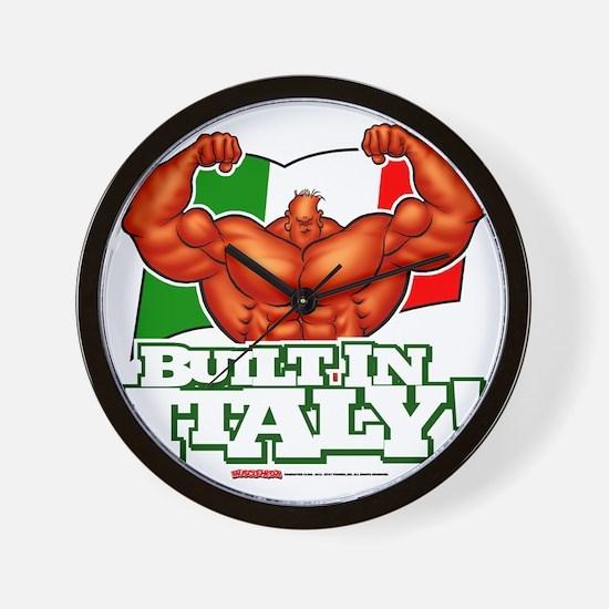 BUILT_IN_ITALIAN Wall Clock