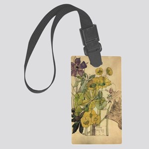 Charles Rennie mackintosh Large Luggage Tag