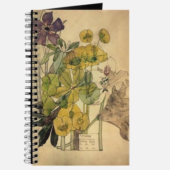 Charles Rennie mackintosh Journal