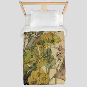 Charles Rennie mackintosh Twin Duvet