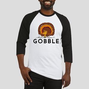 Gobble Baseball Tee