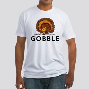 Gobble Fitted T-Shirt