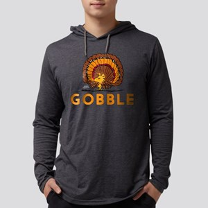 Gobble Mens Hooded Shirt