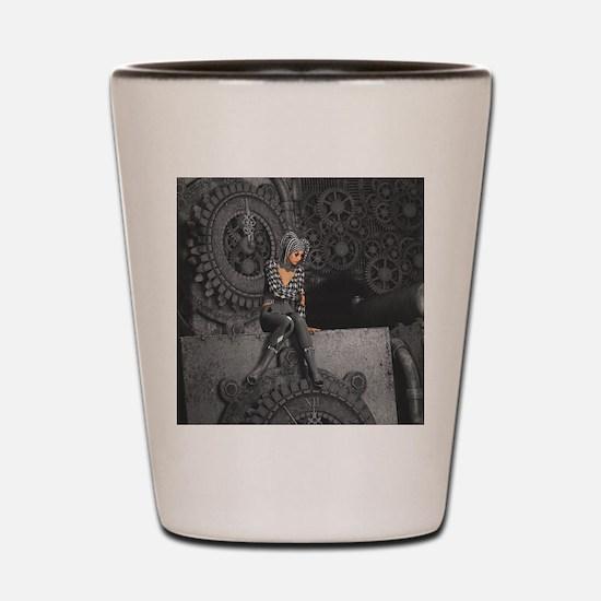 ttro_11x11_pillow_hell Shot Glass