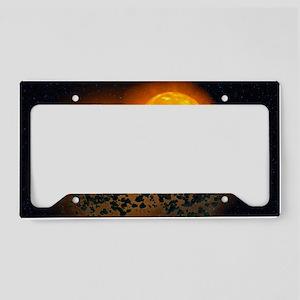 ta_clutch_bag_back License Plate Holder