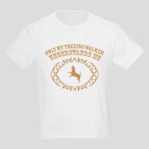 Treeing Walker Coonhound Kids T-Shirt