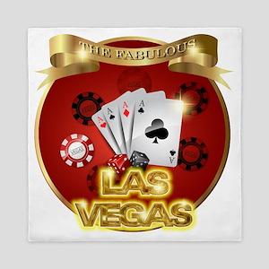 1 Gambling Vegas Queen Duvet