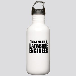 Trust Me, I'm A Database Engineer Water Bottle