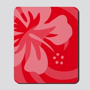 Red-Twin Mousepad