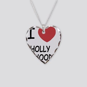 HOLLYWOOD Necklace Heart Charm