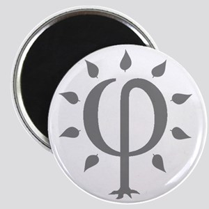 PhiTree_lg_gray Magnet