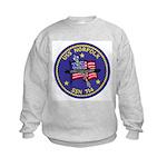 USS NORFOLK Kids Sweatshirt