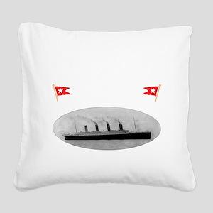 TG2TransWhite12x12-e Square Canvas Pillow