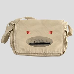 TG2TransWhite12x12-e Messenger Bag