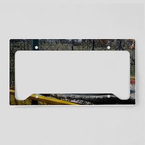 marsredshoulder License Plate Holder
