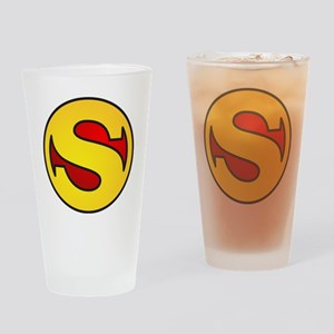 SuperS Drinking Glass