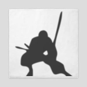 ninja2 Queen Duvet
