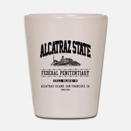 ALCATRAZ_STATE_dcp Shot Glass