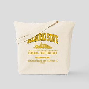 ALCATRAZ_STATE_ycp Tote Bag