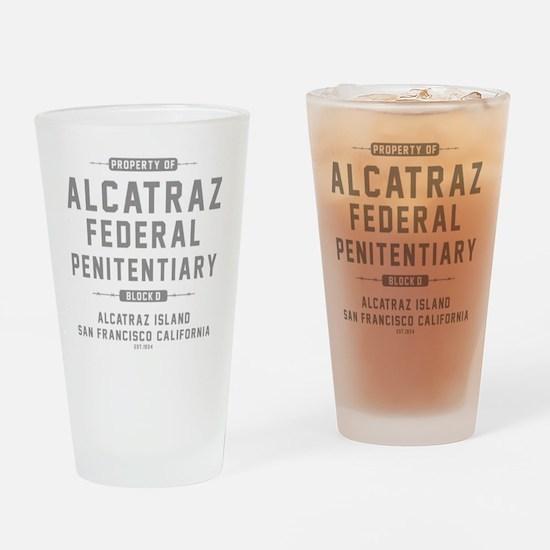 ALCATRAZ_gcp Drinking Glass