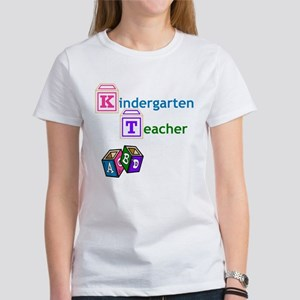 Kindergarten Teacher Women's T-Shirt