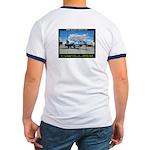 White Background New Logo T-Shirt
