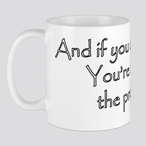 mediocrity-back1 Mug