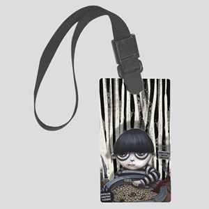 lugubriohs itouch4 Large Luggage Tag