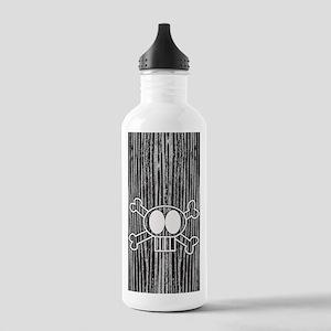 skullcrossbones itouch Stainless Water Bottle 1.0L