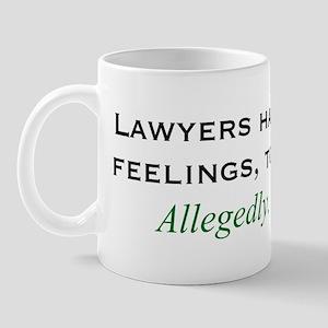 Lawyers Mug