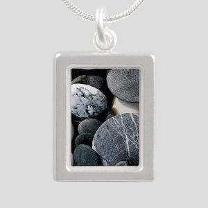 ipadrocks2 Silver Portrait Necklace