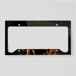 magnet2 License Plate Holder