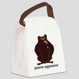 pass-agress Canvas Lunch Bag