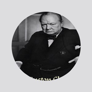 "winston_churchill_remastered_lynchphot 3.5"" Button"